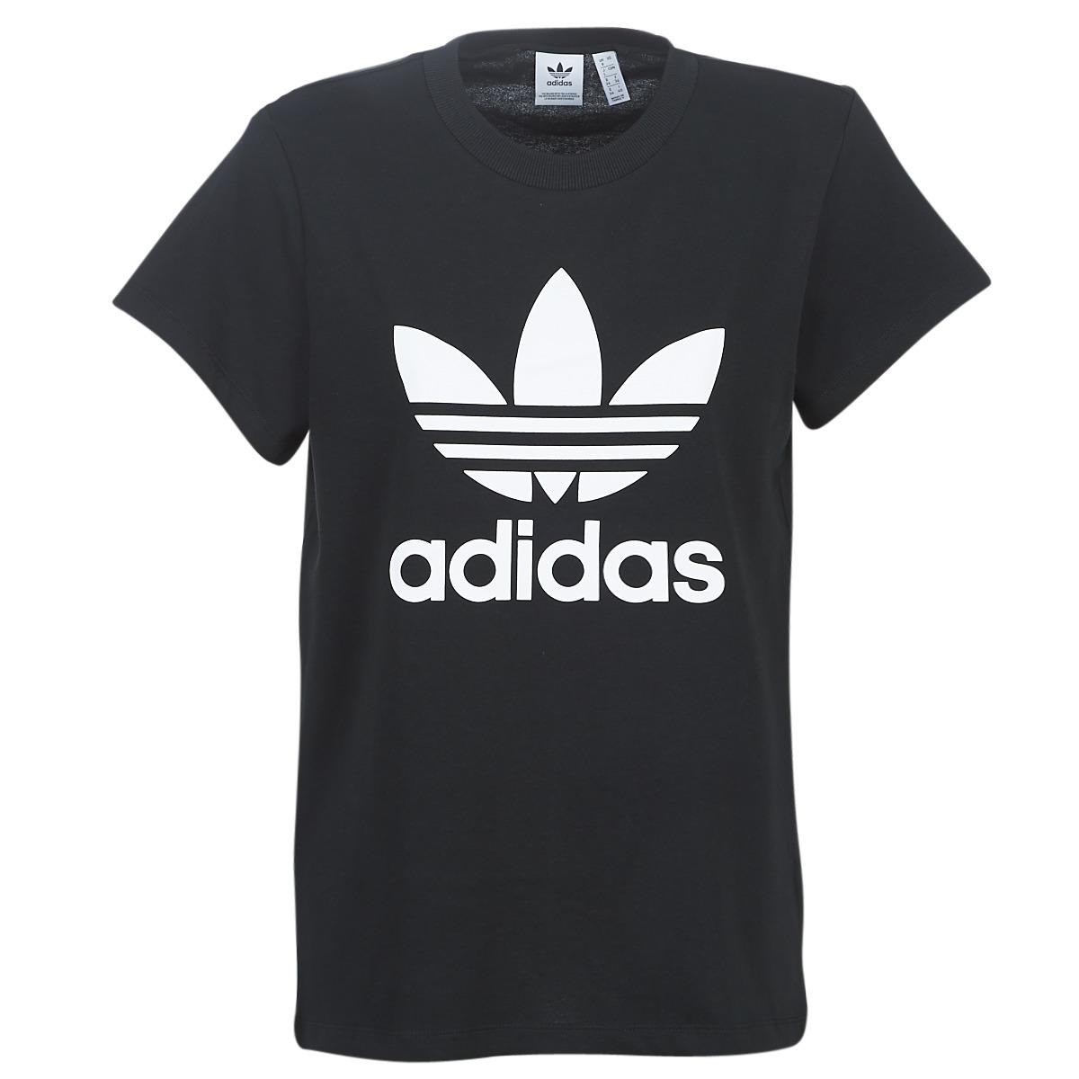 Lyhythihainen t-paita adidas BOYFRIEND TEE