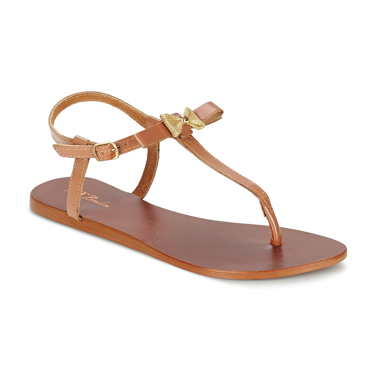 Sandaalit BT London BASTINE CAMEL