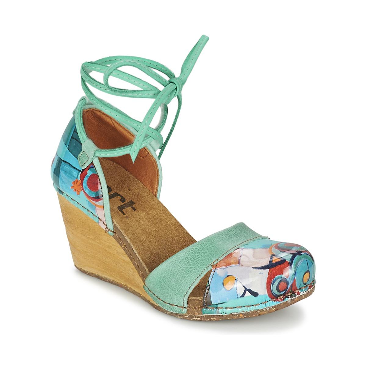 Sandaalit Art VALBY 499 Green