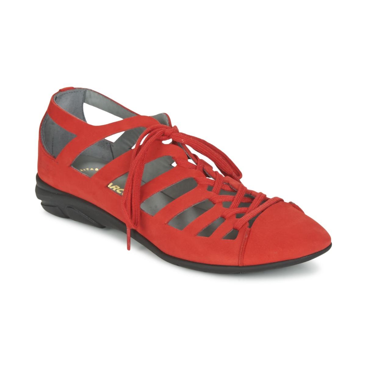 Sandaalit Arcus TIGORI Red