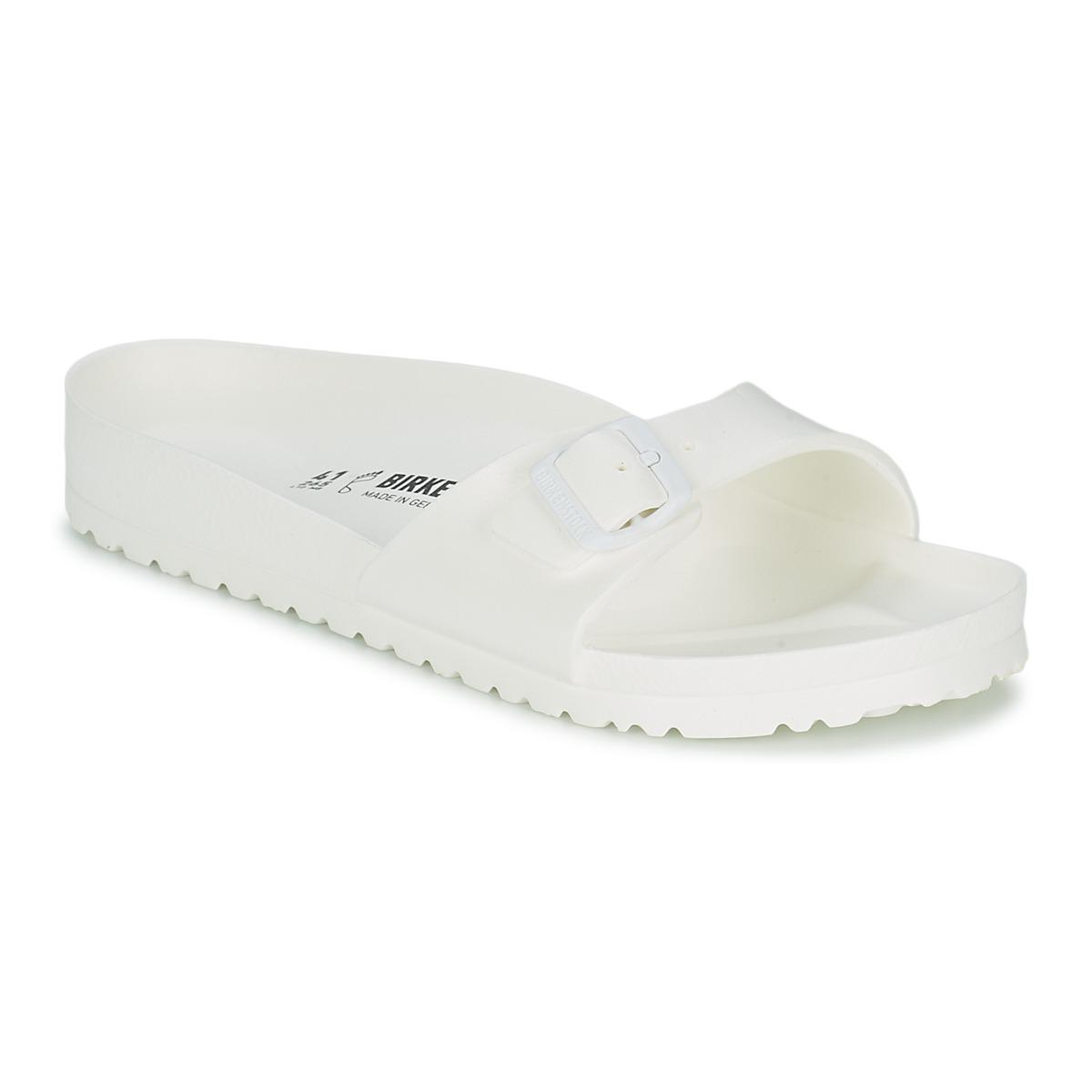 sandaalit birkenstock madrid eva white ilmainen toimitus osoitteessa keng t. Black Bedroom Furniture Sets. Home Design Ideas