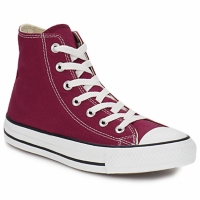kengät Korkeavartiset tennarit Converse ALL STAR CORE HI Bordeaux