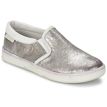 kengät Lapset Tennarit Pataugas JLIP/S Argenté