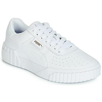 kengät Naiset Matalavartiset tennarit Puma CALI White