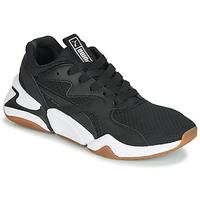 kengät Naiset Matalavartiset tennarit Puma WN NOVA 90'S BLOC.BL-BL Black