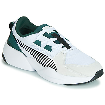 cheap for discount d9946 6bffe kengät Miehet Matalavartiset tennarit Puma ZETA SUEDE.WHITE-PONDEROSA White