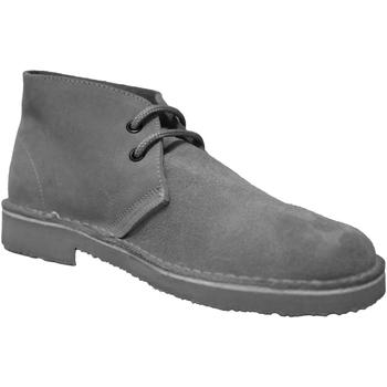 kengät Miehet Saappaat Roamers  Grey