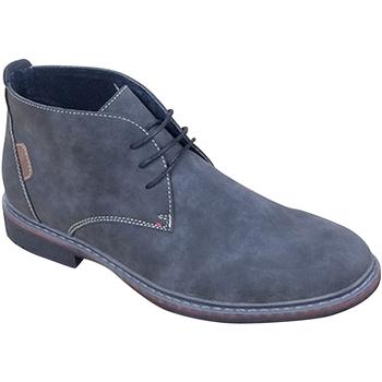 kengät Miehet Saappaat Goor  Navy