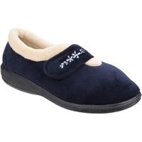 kengät Naiset Tossut Fleet & Foster  Navy