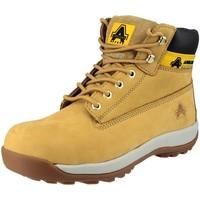 kengät Naiset Bootsit Amblers FS102 Safety Honey