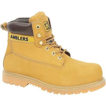 kengät Miehet Bootsit Amblers FS7 Honey