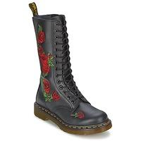 kengät Naiset Saappaat Dr Martens VONDA Black
