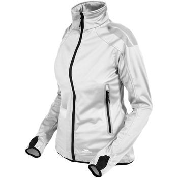 vaatteet Naiset Ulkoilutakki Trespass Taut White