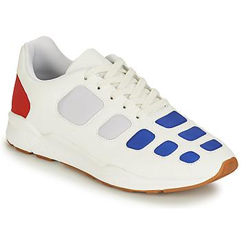 kengät Miehet Matalavartiset tennarit Le Coq Sportif ZEPP White / Blue / Red