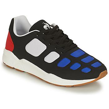 kengät Miehet Matalavartiset tennarit Le Coq Sportif ZEPP Black / Blue / Red