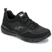 kengät Naiset Fitness / Training Skechers FLEX APPEAL 3.0 Black