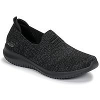 kengät Naiset Tennarit Skechers ULTRA FLEX Musta