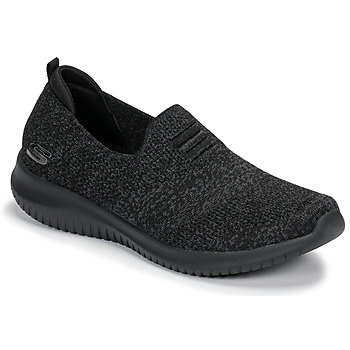 kengät Naiset Tennarit Skechers ULTRA FLEX Black