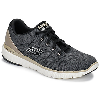 kengät Miehet Fitness / Training Skechers FLEX ADVANTAGE 3.0 Black