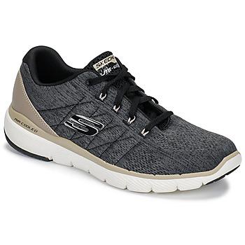 kengät Miehet Fitness / Training Skechers FLEX ADVANTAGE 3.0 Musta