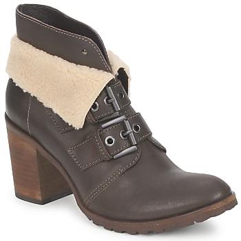 kengät Naiset Nilkkurit Un Matin d'Ete BRIAC Ebene