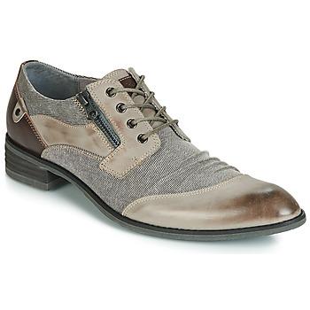 kengät Miehet Derby-kengät Kdopa MONTMARTRE Grey