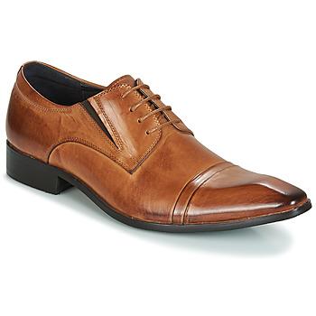 kengät Miehet Derby-kengät Kdopa LENNON Brown