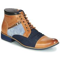 kengät Miehet Bootsit Kdopa ALMERIA Camel / Blue