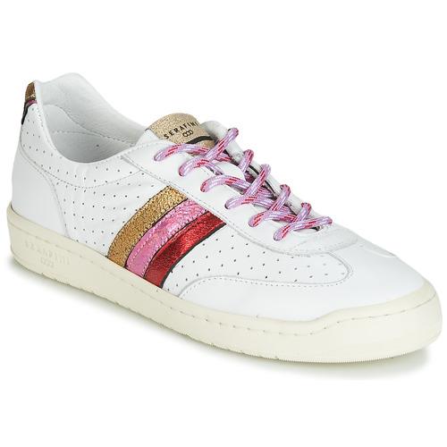 kengät Naiset Matalavartiset tennarit Serafini COURT Multicolour