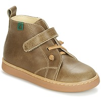 kengät Pojat Bootsit El Naturalista PAPUA Khaki