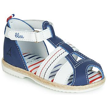 kengät Lapset Sandaalit ja avokkaat GBB COCORIKOO Blue