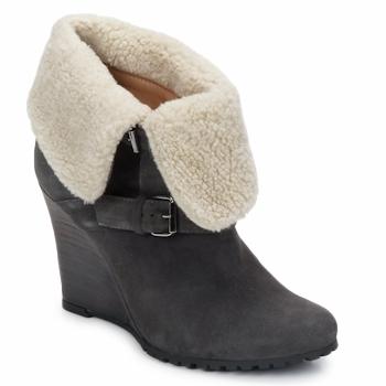 kengät Naiset Nilkkurit Atelier Voisin CARLA Grey