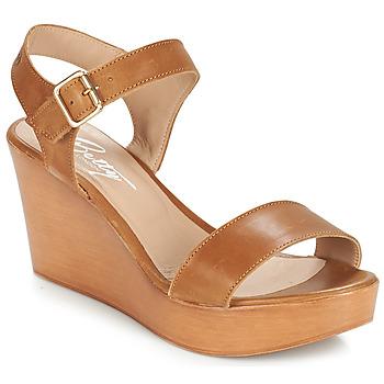 kengät Naiset Sandaalit ja avokkaat Betty London CHARLOTA Brown