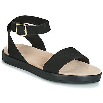 kengät Naiset Sandaalit ja avokkaat Clarks BOTANIC IVY Musta