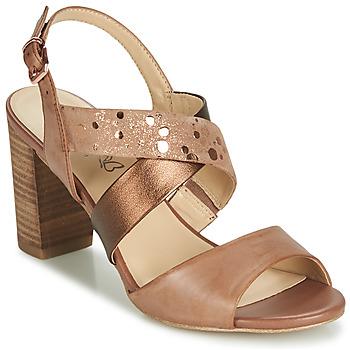 kengät Naiset Sandaalit ja avokkaat Caprice BOLAO Brown