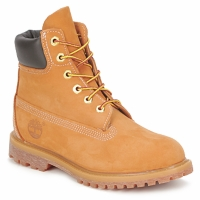 kengät Naiset Bootsit Timberland 6 IN PREMIUM BOOT RED MULTI WF SDE
