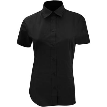vaatteet Naiset Paitapusero / Kauluspaita Kustom Kit KK728 Black