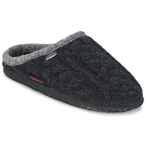 kengät Naiset Tossut Giesswein NEUDAU Laivastonsininen