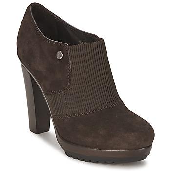 kengät Naiset Nilkkurit Alberto Gozzi SOFTY MEDRA Brown