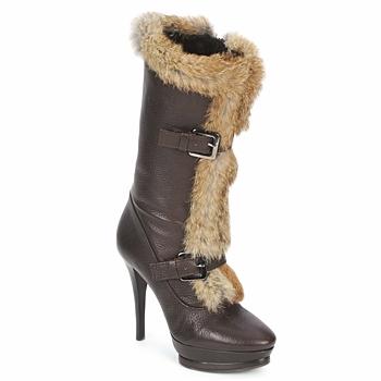 kengät Naiset Nilkkurit Alberto Gozzi BOTERO GRATO Brown