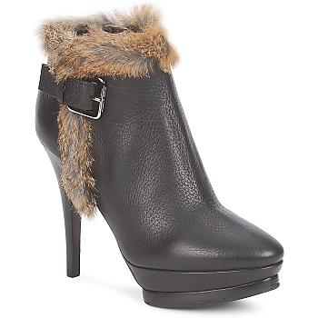 kengät Naiset Nilkkurit Alberto Gozzi BOTERO GADRO Black