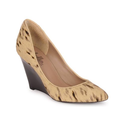 kengät Naiset Korkokengät Belle by Sigerson Morrison HAIRMIL Beige / Black