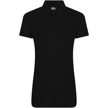 vaatteet Naiset Lyhythihainen poolopaita Pro Rtx RX05F Black