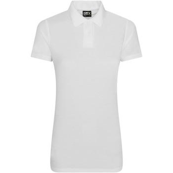 vaatteet Naiset Lyhythihainen poolopaita Pro Rtx RX05F White
