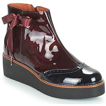 kengät Naiset Bootsit Fericelli JANDICI Bordeaux