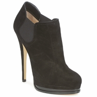 kengät Naiset Nilkkurit Casadei 8532G157 Black