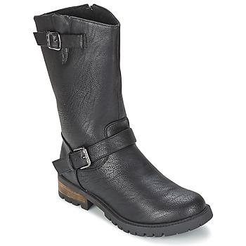 kengät Naiset Bootsit Les P'tites Bombes ZOLA Black