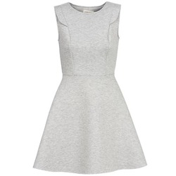 vaatteet Naiset Lyhyt mekko Naf Naf ELOLA Grey