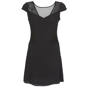 vaatteet Naiset Lyhyt mekko Naf Naf KLAK Musta