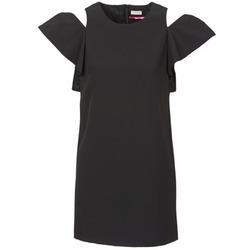 vaatteet Naiset Lyhyt mekko Naf Naf X-KARLI Black